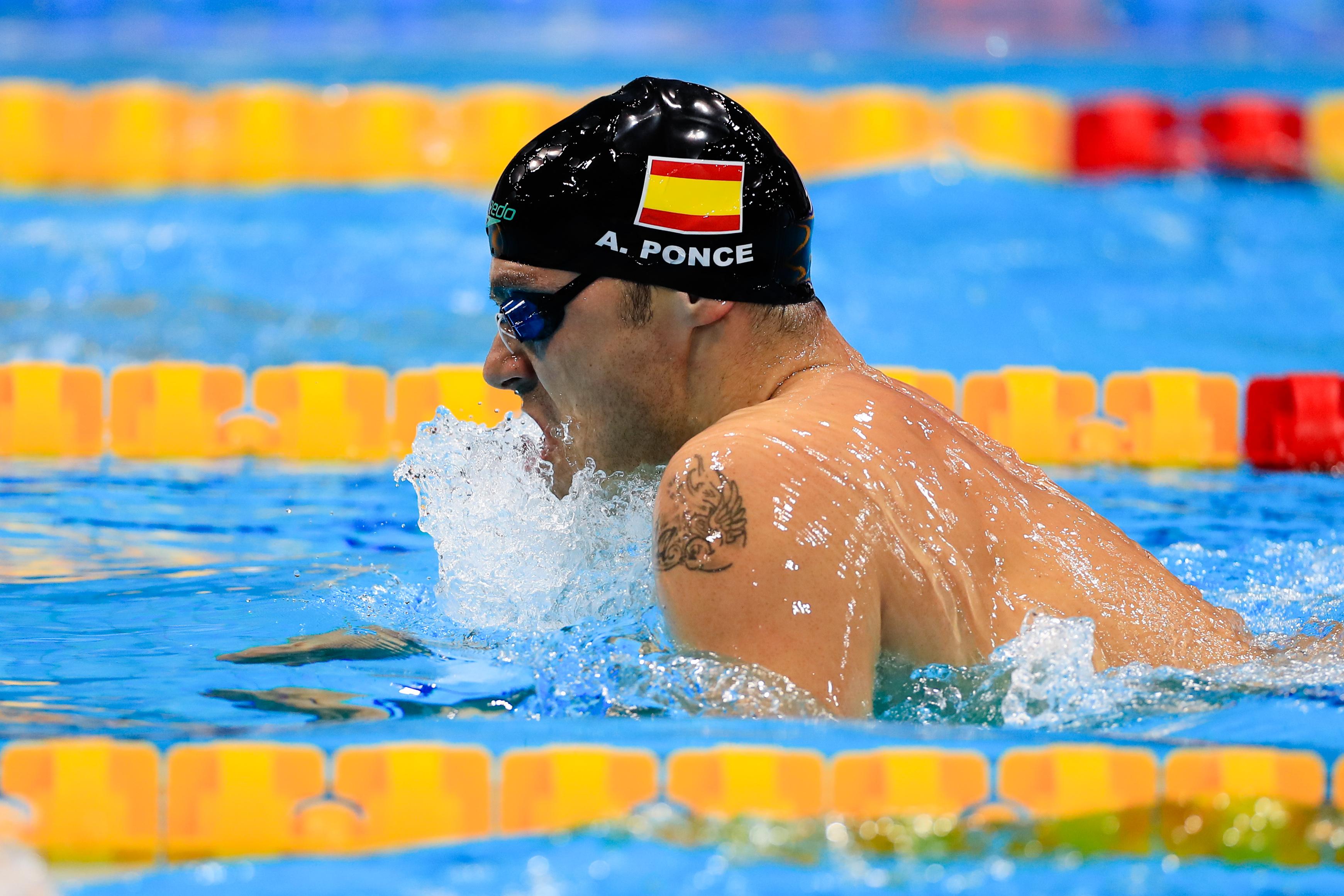 Toni Ponce se convierte en el primer nadador español que se asegura su  presencia en los Juegos Paralímpicos de Tokio | Paralímpicos