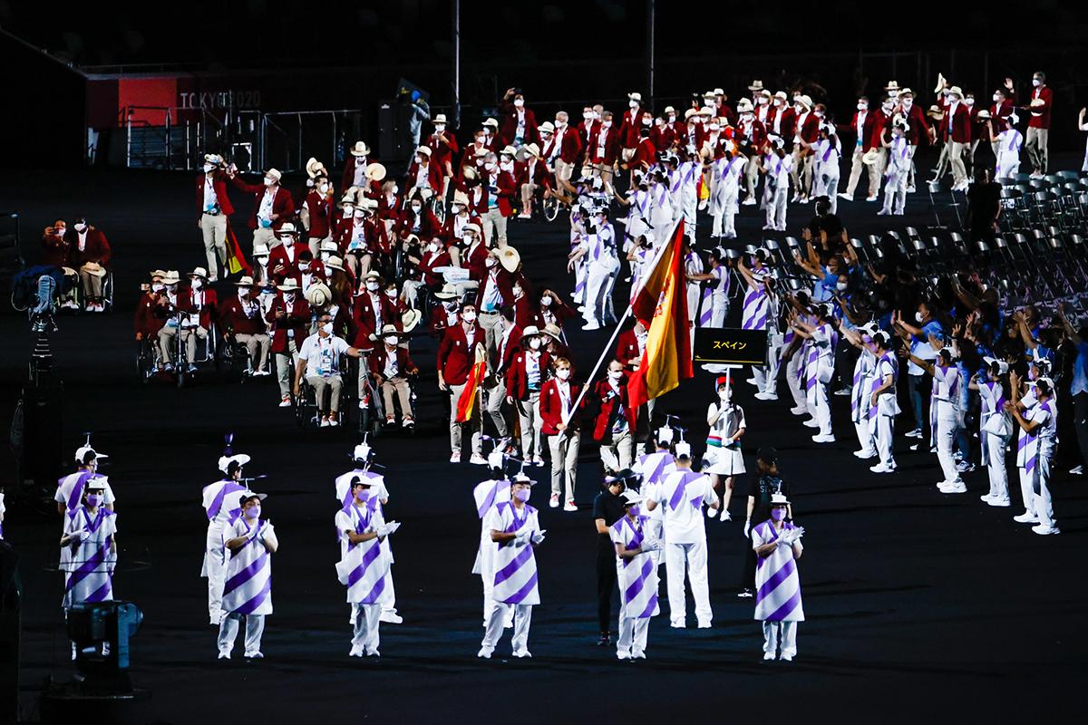 Juegos Paralímpicos, Inauguración, Ceremonia