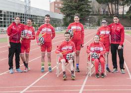 Equipo Cofidis de Promesas Paralímpicas