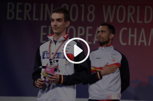 Medalla de oro de Gerard Descarrega