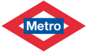 Logo Metro Madrid