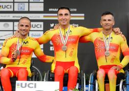 El ciclismo español ha triunfado en Maniago