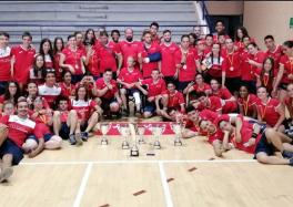 El equipo madrileño