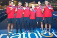 Los medallistas paralímpicos españoles en Gold Coast