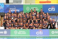 El Equipo español en el Europeo de Dublín