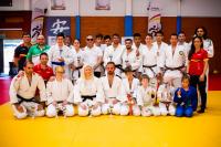 Los participantes en el campeonato